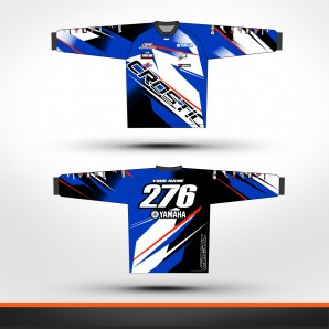 Yamaha Custom Line Racing jersey