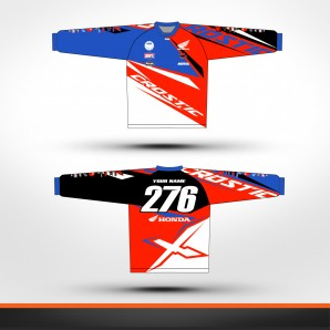 Honda Custom Line Racing jersey