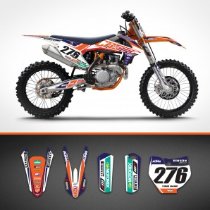 KTM Custom Line Full set