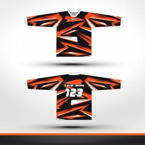 KTM carbon Racing jersey