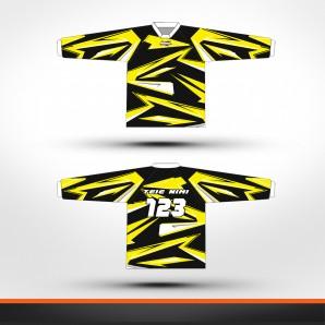 Suzuki carbon Racing jersey