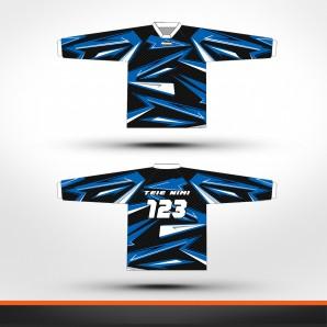 Yamaha carbon Racing jersey