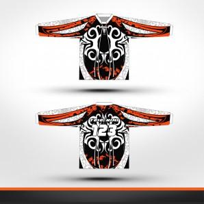 KTM vintage Racing jersey