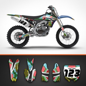 yamaha nanotech backgrounds kit