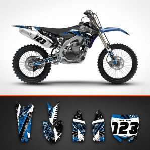 yamaha srtipes swingarm set